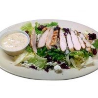 Chicken Cranberry Walnut Salad